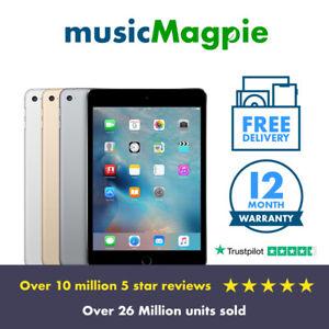 Apple iPad Mini 4 - 16GB 32GB 64GB 128GB - Wi-Fi Only - 7.9in - Various Colours