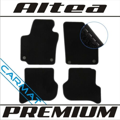 Seat Altea 2004-2015 Premium Fussmatten Autoteppiche