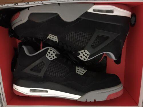 "Nike Air Jordan Retro IV ""Bred"""