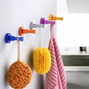 1-x-Single-Hook-Coat-Hat-Clothe-Robe-Bathroom-Door-Wall-Hook-Hanger-Aluminum