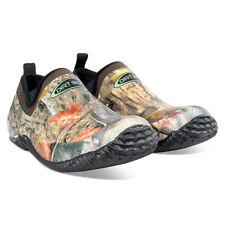 Dirt Boot® Neoprene Carp Fishing Waterproof Bivvy Slippers/Shoes Camo