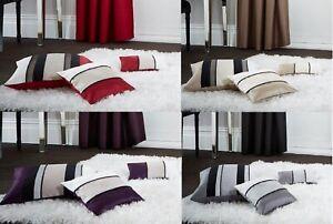 Cojin-De-Seda-Sintetica-Cubre-4-Pack-Panama-Cushion-Covers-Cuadrado-Sofa-Fundas-De-Almohada