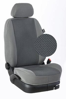 Sitzbezug klimatisierend schwarz für Mercedes SL-Klasse R129 Roadster Cabriolet