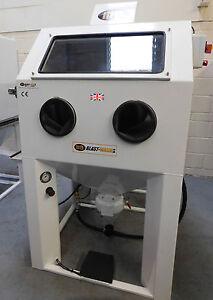 SHOT-blasting-Cabinet-SAND-Grit-Bead-blaster-UK-manufactured-from-4250-VAT