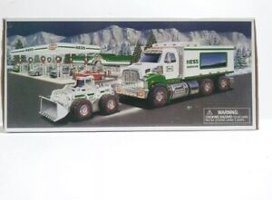 Hess 2008 Toy Truck and Front End Loader