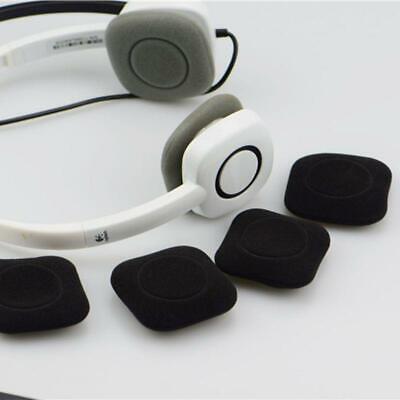 10 Pcs New Foam Ear Pad Cushion For Logitech H760 Microphone Headset Headphone