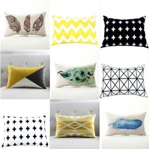 Home Decor Throw Pillow Cushions Cover