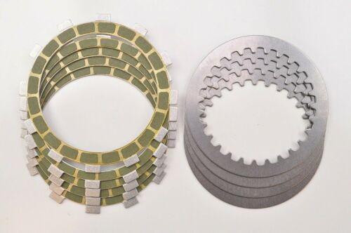 02-09 Yamaha XV250 Virago Barnett Friction and Steel Clutch Plates Kit