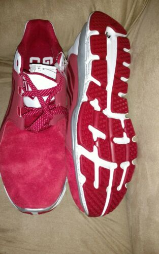 14 d70004 Uomo Louisville Gameday Taglia bianco Adidas Rosso Luxe nuovo Cardinals qvw16a0f