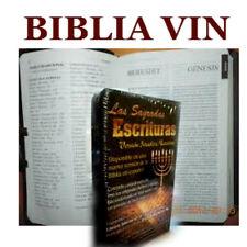 Las Sagradas Escrituras VIN- La nueva versión de la Biblia
