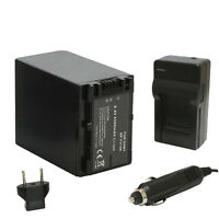 Np-fv100 Battery W/charger For Sony Handycam