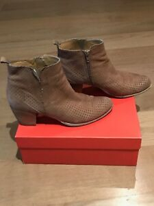 best quality for new cheap top-rated latest Details about WOMENS EDWARD MELLER SHOES DOROTHY GRANO BROWN LEATHER ANKLE  BOOTS SIZE 37.5