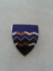 Authentic-US-Army-397th-Infantry-Regiment-Unit-DI-DUI-Crest-Insignia-D2