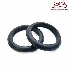 ROYAL ENFIELD MOTORCYCLE FRONT FORK OIL SEAL RUBBER RING SPACER PAIR 140193