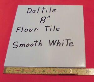 Pc Bright White Daltile Ceramic Floor Tile X Actual Size - 8 x 16 white ceramic tile