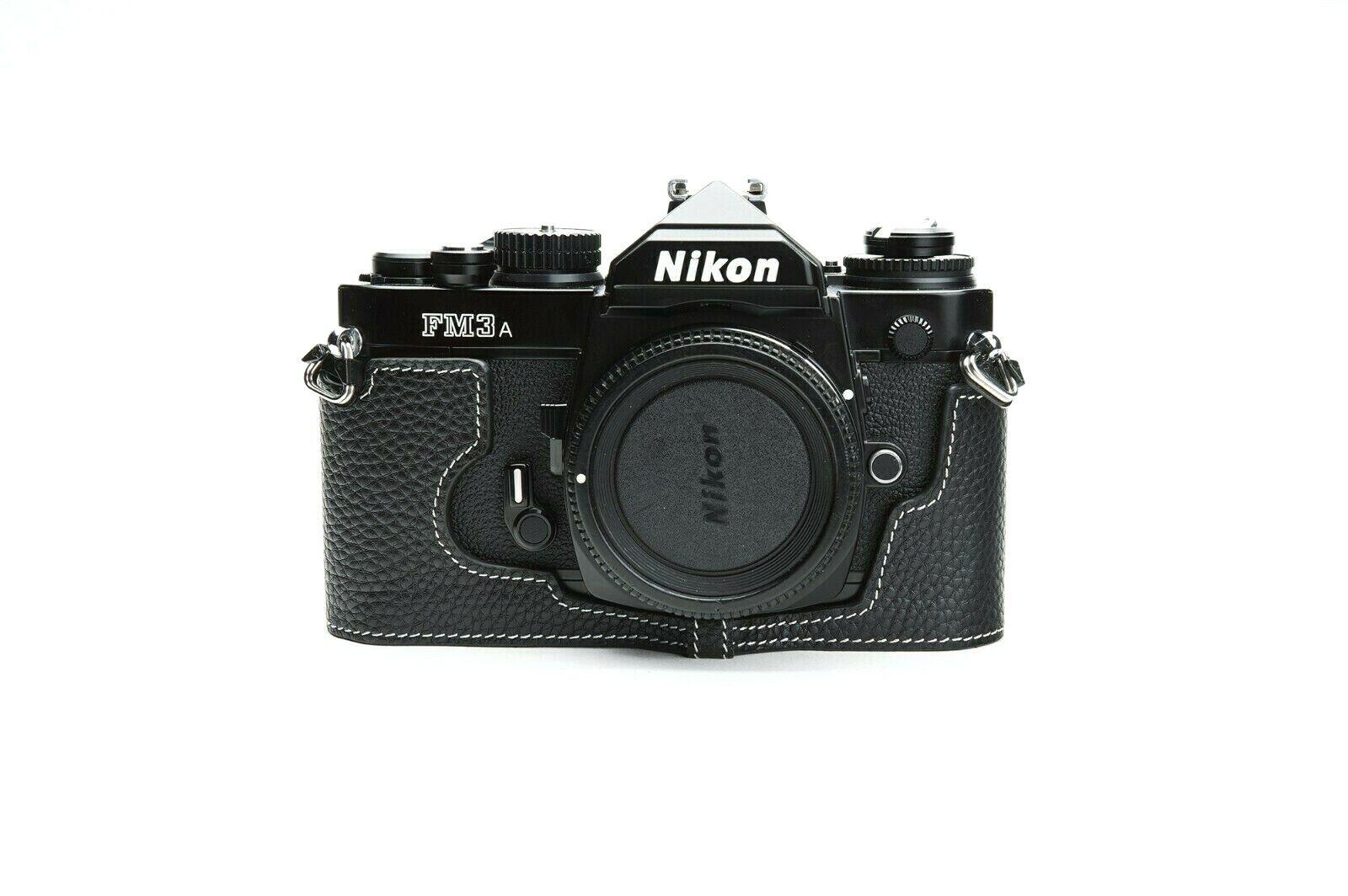 TP original Camera Half Case For Nikon FM3a