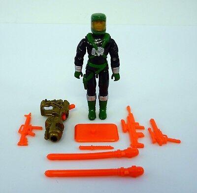 v3 1993 Gi Joe Leatherneck Vintage Action Figure Battle Corps Complet C9