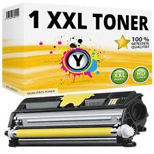 1x XL TONER GELB für KONICA MINOLTA MAGICOLOR 1600W 1650EN 1680MF 1690MF CHIP