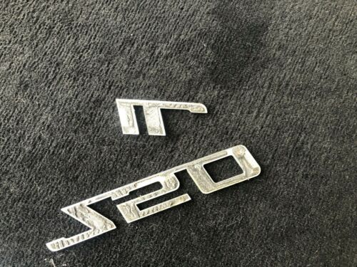 1995-2001 BMW E38 V12 750 750iL OEM Genuine Original trunk lid badge logo emblem