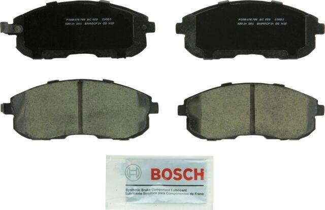 Disc Brake Pad Set-QuietCast Ceramic Pads Front Bosch BC1338