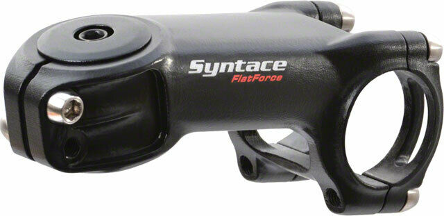 Syntace Flatforce Attacco Manubrio 31.8mm Morsetto 1-1 8 Sterzo 66mm Lunghezza