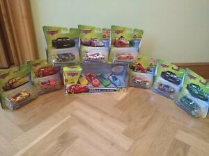 Disney-Pixar-Cars-Carnival-Cup-Series-Completo-12-Coches