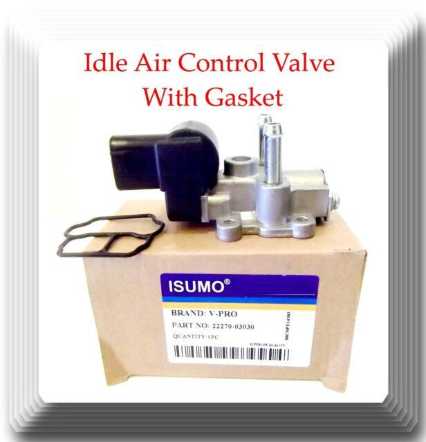22270-03030 Idle Air Control Valve For Toyota Camry 1997-2000 Solara 1999-2000