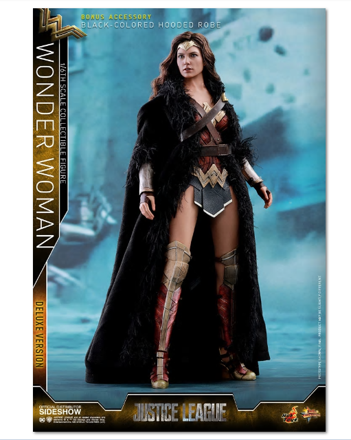 1/6 Justice League Wonder Woman MMS Deluxe Hot Toys 903121