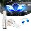 縮圖 1 - For Honda Sportrax TRX Yamaha Banshee YFZ YFM Ice Blue 8000K LED Headlight Bulbs