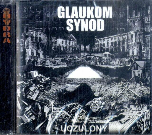 GLAUKOM SYNOD UCZULONY CD NEW SEALED 2006 ALBUM