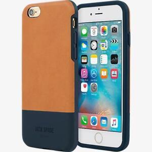 buy online 354de d7fad Jack Spade Color Block Case iPhone 7/8 Plus - Tan/Navy 840076194315 ...
