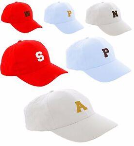 Boy Girl Baseball Cap Adjustable strap Children A-Z Letters Kids Hat ... c0d5fd480e6f