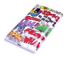 Hülle f LG Optimus L5 E610 Schutzhülle Tasche Case Cover Schale Comic BooM Crash