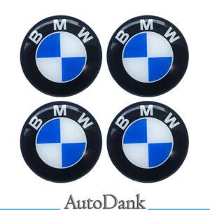 4x-NEW-BMW-68mm-Hub-Caps-Hub-Cap-Wheel-Cover-Hub-Cap