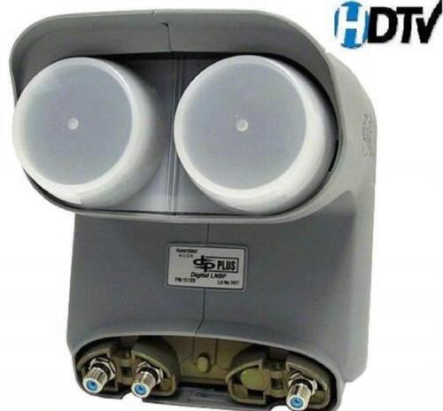10 X TWIN DPP DISH NETWORK BELL EXPRESS PRO DP PLUS LNB HDTV HD 82//91 110//119