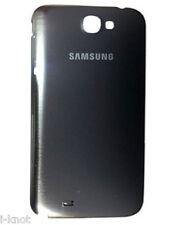 Genuine Samsung N7100 N7105 Galaxy Note 2 II Battery Back Cover Case Grey