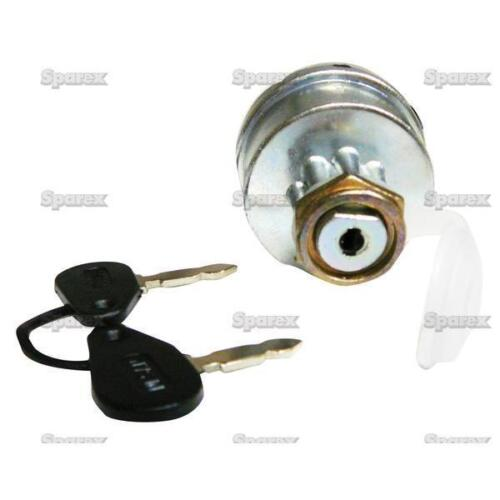 Massey-Ferguson Tractor Ignition Switch 75-up Diesel MF 1874535M3 as Lucas 35670