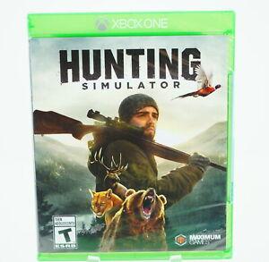 Hunting-Simulator-Xbox-One-Brand-New