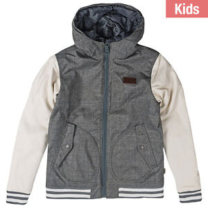 Image is loading Vans-Boys-039-Rutherford-Ii-Jacket-Pewter-Marshmallow-