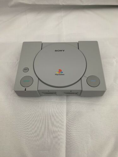 Sony PlayStation Classic Video Game Console - Gray  *Console Only*
