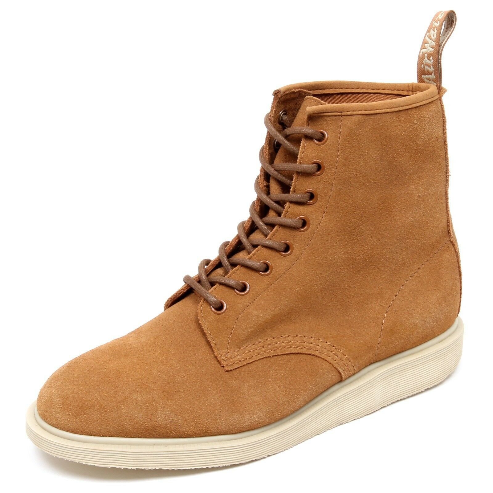 D3468 (without box) sneaker uomo DR. MARTENS beige scuro boot shoe man