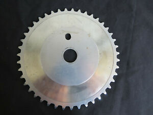 44-SPROCKET-COMPACT-DISC-BMX-FREESTYLE-CHAINWHEEL-VINTAGE-TIOGA