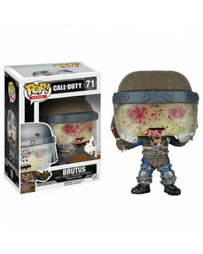 Funko Pop Call of Duty Brutus
