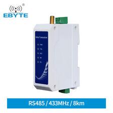Ebyte 8km Long Range 433mhz E95 Dtu433l30 485 New Rs485 Wireless Lora Modem