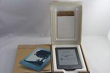 "Amazon Kindle, 6"" E Ink Display, Wi-Fi"