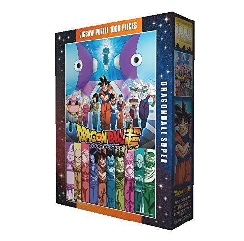 1000 piece jigsaw puzzle Dragon Ball super universe survival(50x75cm) Ensky