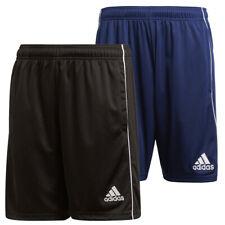 adidas Core 18 Sporthosen mit Taschen - schwarz oder dunkelblau