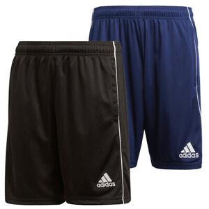 adidas Core 18 Short mit Taschen schwarz dunkelblau