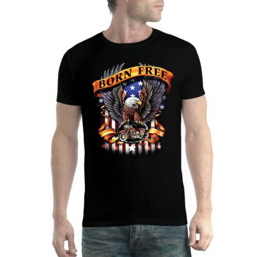 Born free aigle america t-shirt hommes XS-5XL nouveau