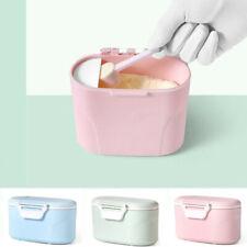 Aufbewahrungsboxen Milchpulver tragbare Lagerung Fütterung Box Baby Kinder Obst